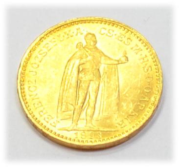 Ungarn 20 Kronen Gold Kaiser Franz Joseph,