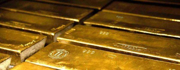 Goldbarren 12440g Standard-Goldbarren 400 oz