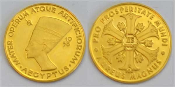Aureus Magnus Dukat II S Anlagegold sehr hoher Feingehalt