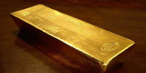 Goldbarren 12,44Kg 400oz