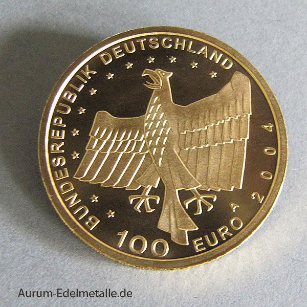 Deutschland 100 Euro Weltkulturerbe Bamberg