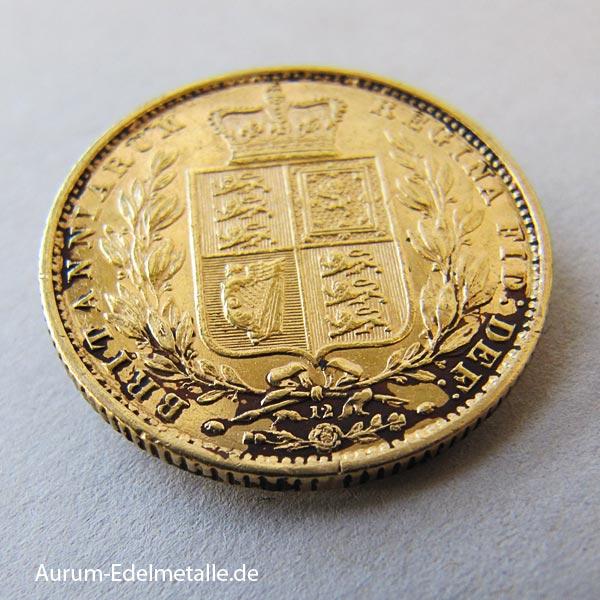 1 Pound Sovereign