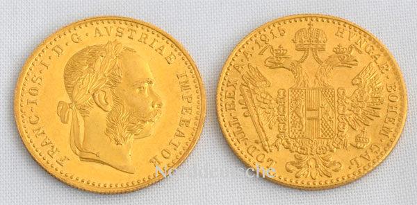 Oesterreich 1 Gold Dukat