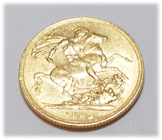 One-Pound-Sovereign-Victoria-1883