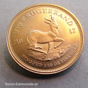 Goldanlagemünzen