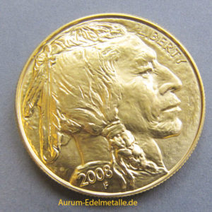 USA 50 Dollars Buffalo Indian Head