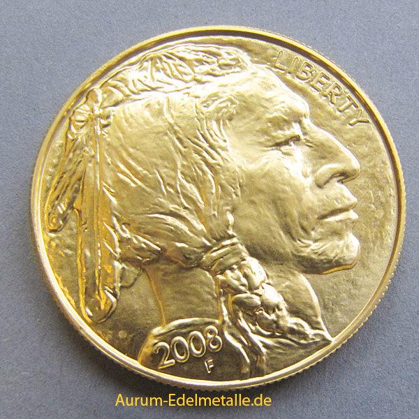 USA 50 Dollars Buffalo Indian Head