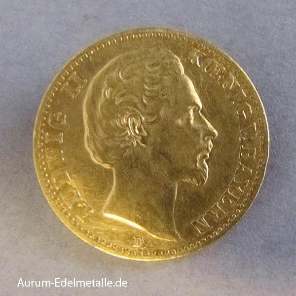 König Ludwig Bayern 1872-1873