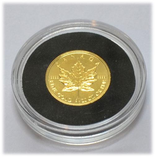 Kanada Maple Leaf 1_20 oz Feingold 9999 Bullion Goldmünze