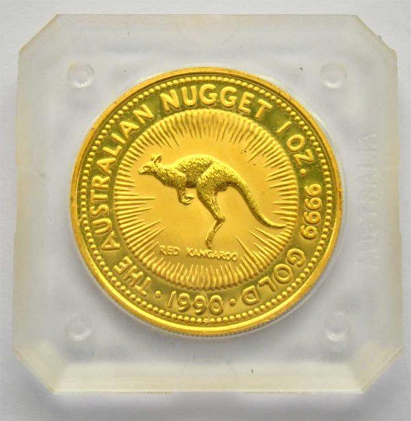 Australien-Nugget-Kangaroo-1-oz