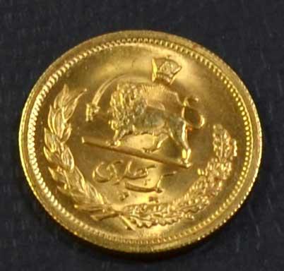 Persien-Shah-Reza-Pahlavi-Azari
