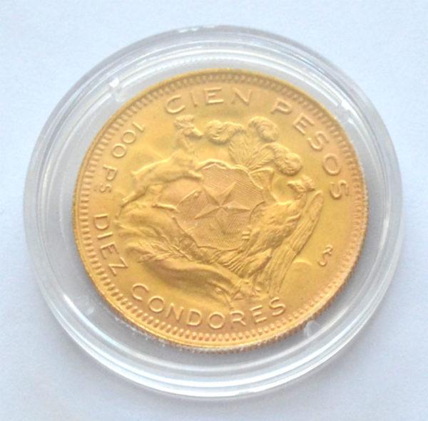 Chile-100-Pesos-1954
