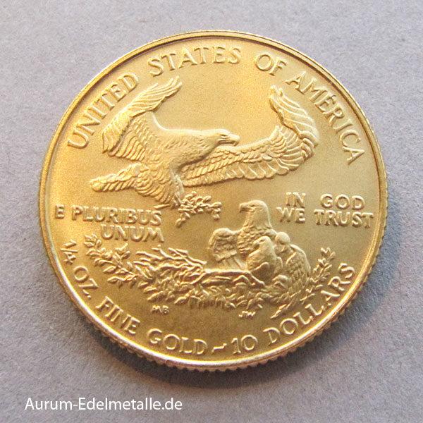 USA 1_4oz American Gold Eagle