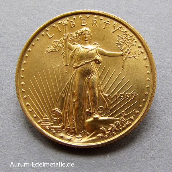 USA 1_4oz American Gold Eagle ab 1993