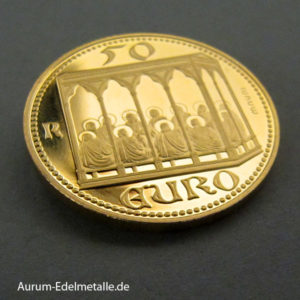 Republik San Marino 50 Euro Goldmünze 2003