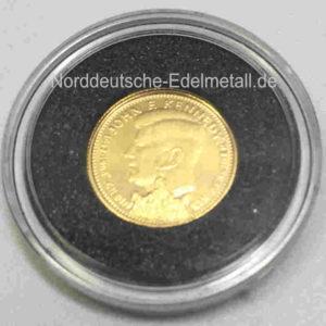 Republic of Liberia 20 Dollars Feingold 9999