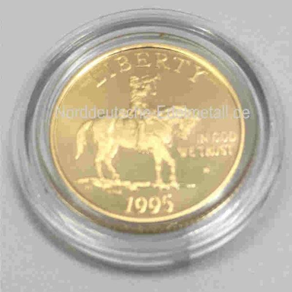 Civil War 5 Dollars United States of America