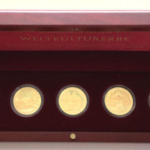 Deutschland 100 Euro Gold Edition 2007-2011