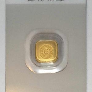 Goldbarren 31_1g Hafner 1oz Feingold 9999