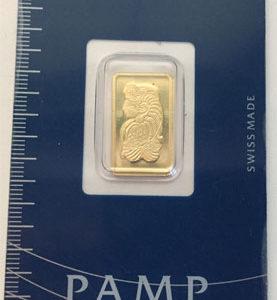 Goldbarren-2,5g-Feingold-9999-Schweiz-Pamp