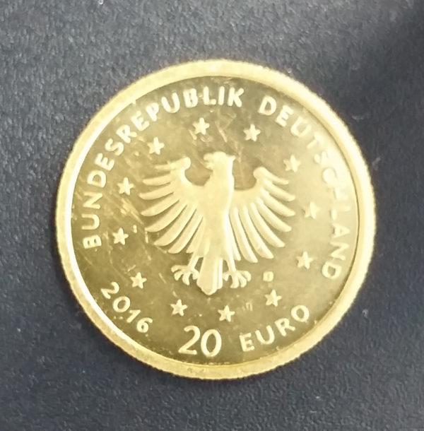 Deutschland-2016-20-Euro-Nachtigall