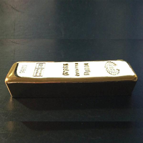 1 Kg Goldbarren 999.9 NES