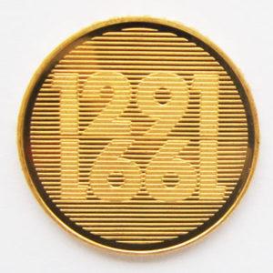 250 Franken 700 Jahre Eidgenossenschaft 1991 Goldmünze Schweiz 1991