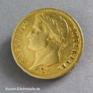 20 Francs Napoleon 1804-1814