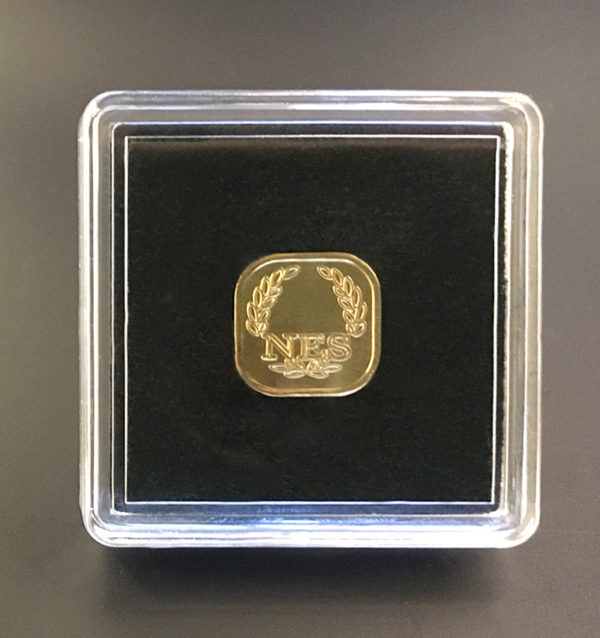 Goldbarren 2g Super Feingold 99999 Norddeutsche ES