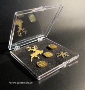 Goldbarren Sonderausgabe