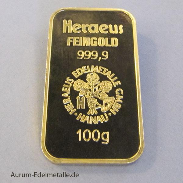 100-Gramm-Goldbarren-9999-Heraeus