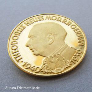 Aureus Magnus 2_5 Dukat 1958-1964 Heuss 1959