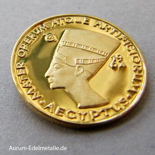 Aureus Magnus S Dukat Ägypten 1964