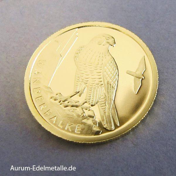 Deutschland 20 Euro Wanderfalke 2019 Gold