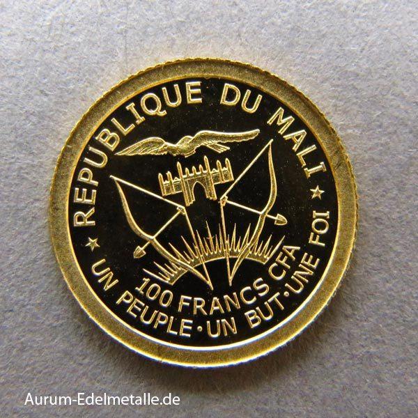 africans-pride-2017 goldmünzen Mali