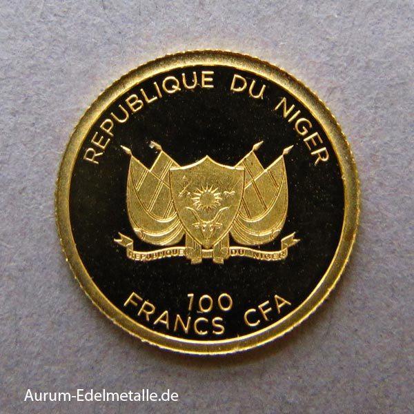 africans-pride-2017 goldmünzen Niger