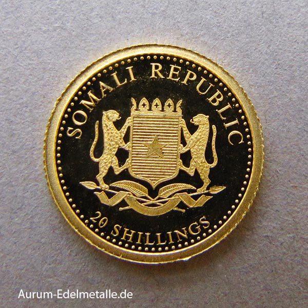 africans-pride-2017 goldmünzen Somalia