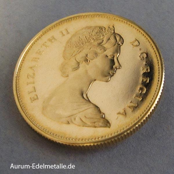 Kanada 20 Dollars 1967