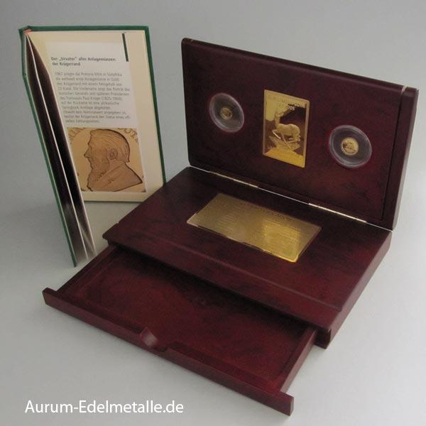 Liberien Investment Coin-Set 2005 Gold 99999