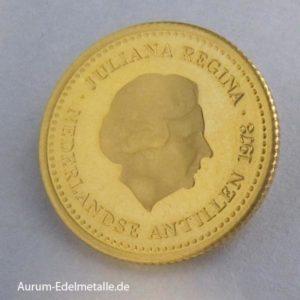 Niederlande 100 Gulden 1978 Juliana 1828 Willem I
