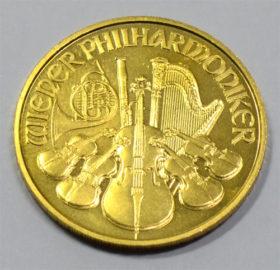 1_2oz-Feingold-9999 Oesterreich-Wiener-Philharmoniker