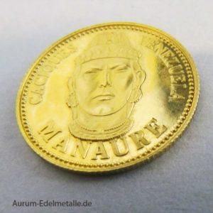 Caciques de Venezuela Gold Manaure