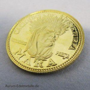 Caciques de Venezuela Gold Mara