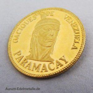 Caciques de Venezuela Paramacay