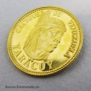 Caciques de Venezuela Yaracui