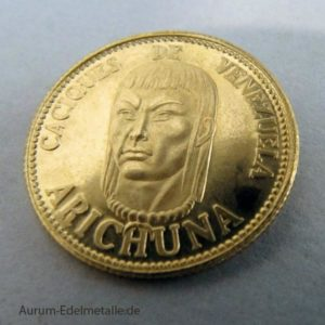 Caciques de Venezuela Arichuna