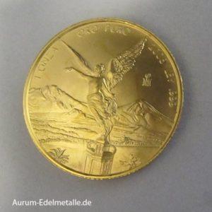 Mexiko 1 Unze Gold Libertad Oro Puro 1 Onza