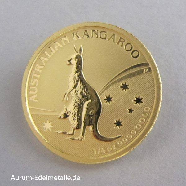 1_4 oz Kangaroo Nugget 2009