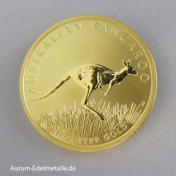 Goldmünze Kangaroo 1 oz 2008