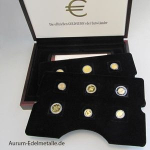 offiziellen GOLD-EUROS
